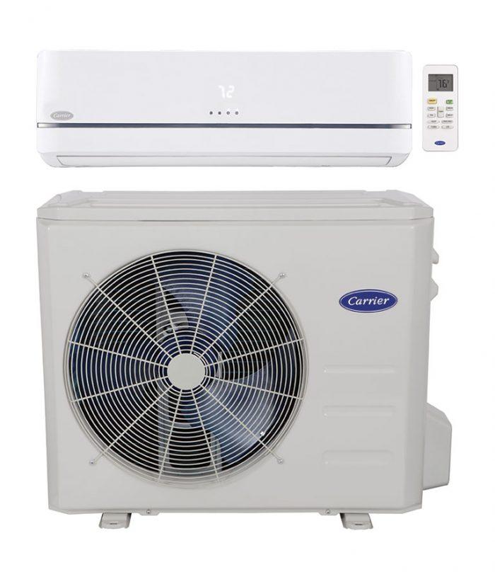PerformanceTM - Thermopompe avec bac de condensation chauffé 38MAQ
