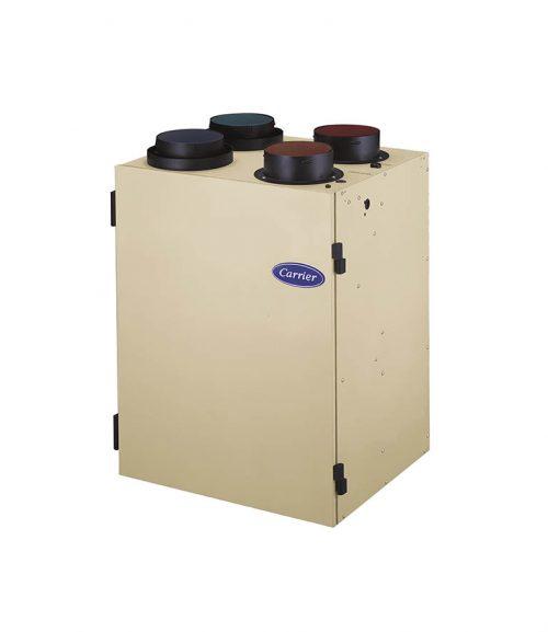 Ventilateur récupérateur de chaleur Performance TM Carrier