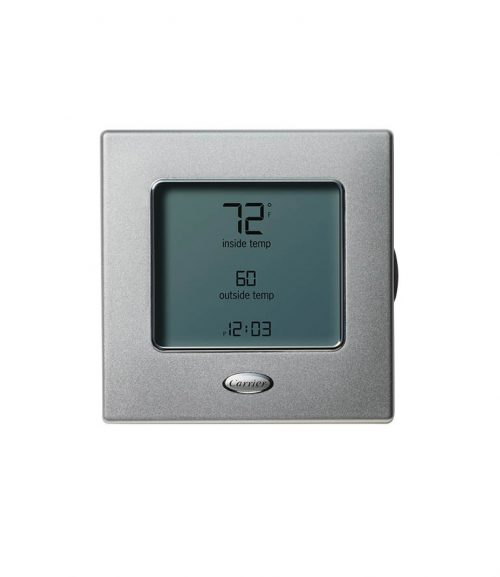 Thermostat programmable PerformanceMC Edge® avec mesure de l'humidité relative