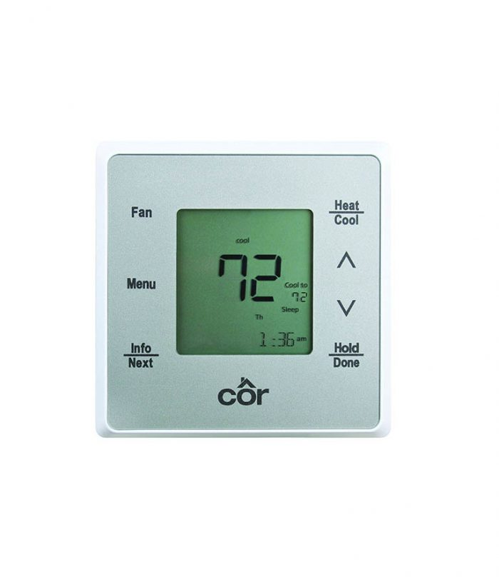 Thermostat Programmable Wi-Fi®Côr® 7c