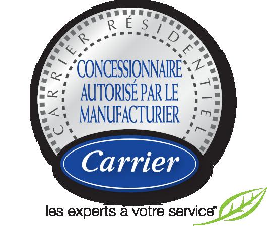 concessionnaire autorisé Carrier - détaillant Carrier