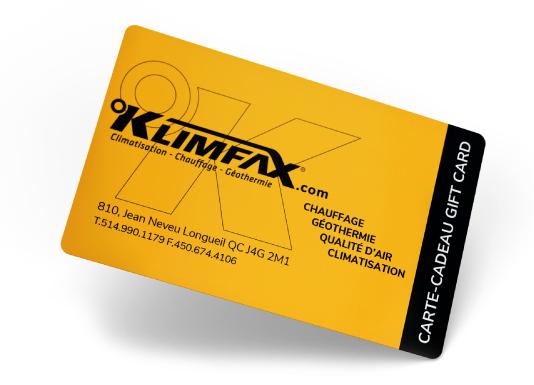 klimfax carte-cadeau